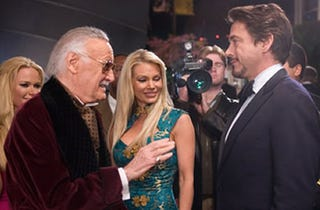 Illustration for article titled And The Cameo Oscar Goes To... Stan Lee!
