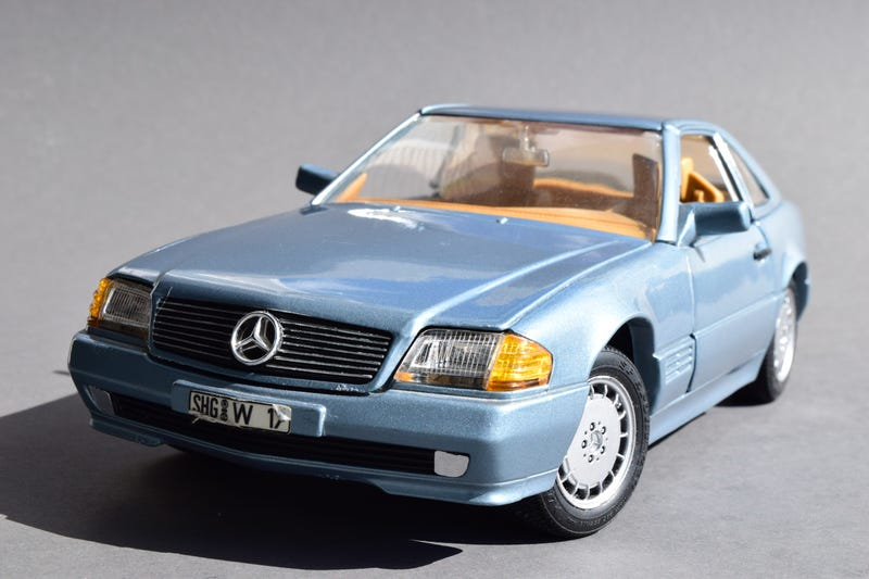 Illustration for article titled Mercedes Monday: Out With The Old...