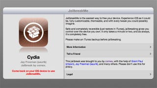 Illustration for article titled JailBreakMe 3.0 for the iPad 2 and iOS 4.3.3 now live (Updated)