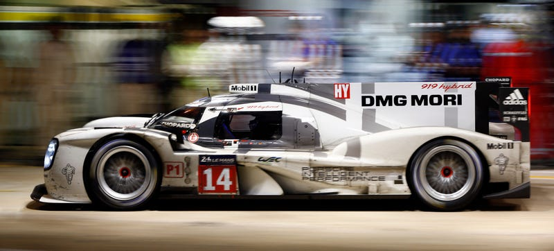 Illustration for article titled Porsche To Run Third Car At Le Mans; Still Says Button Won't Drive It