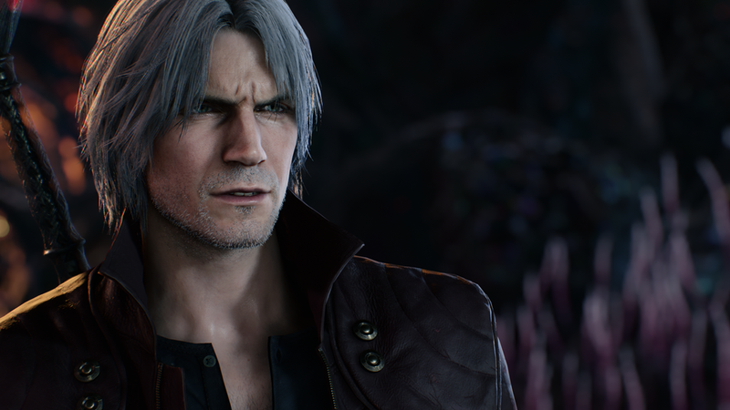 Illustration for article titled Modder Turns Devil May Cry 5's Final Boss Into A Playable Character