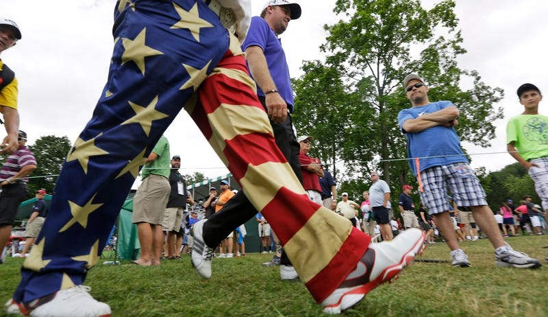 Illustration for article titled John Daly's Pants Are Why God Continues To Bless The U.S.A.