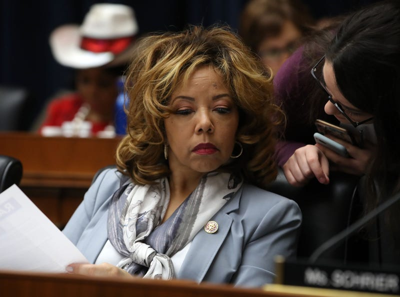Rep. Lucy McBath (D-GA) speaks during a House Education and Labor Committee Markup on the H.R. 582 Raise The Wage Act, in the Rayburn House Office Building on March 6, 2019 in Washington, DC.