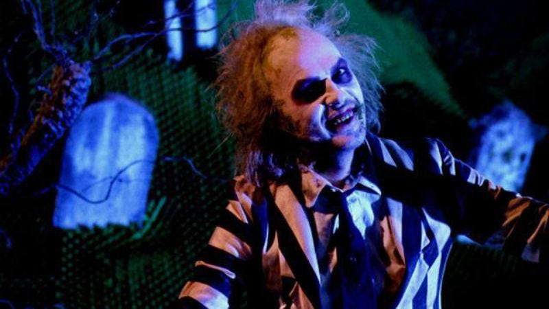 Illustration for article titled The Beetlejuice sequel definitely has a place for Michael Keaton