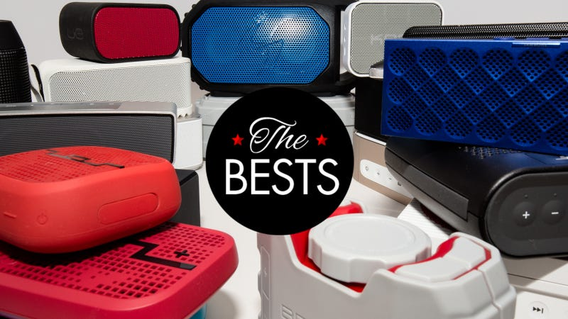 ​The Best Bluetooth Speaker for Every Portable Need