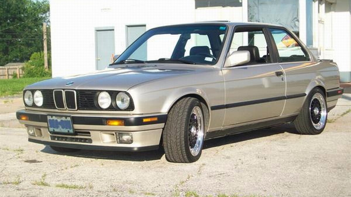 How About A BMW I Daily Driver For - Bmw 1989 e30