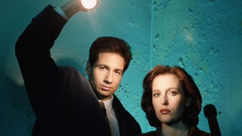 Illustration for article titled The X-Files
