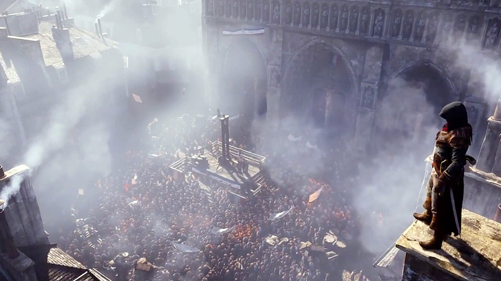 Ubisoft confirma Assassin's Creed Unity: este es su primer vídeo