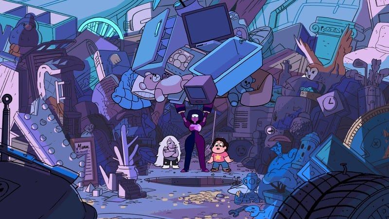 """Illustration for article titled Steven Universe: """"Reformed"""""""