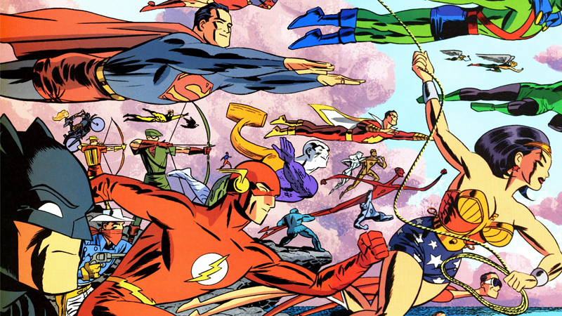 Illustration for article titled Comics Legend Darwyn Cooke Is Being Treated for Cancer