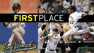 Illustration for article titled Then And Now With The Pirates In First Place In July