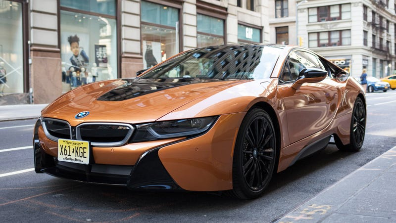 Ilration For Article Led What Do You Want To Know About The 2019 Bmw I8