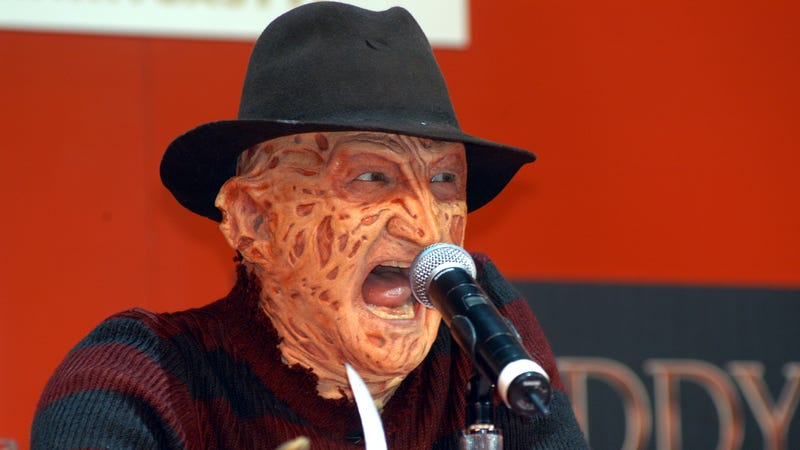 Illustration for article titled Robert Englund is bringing back Freddy Krueger…on The Goldbergs