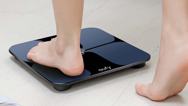 Eufy BodySense Smart Scale   $30   Amazon
