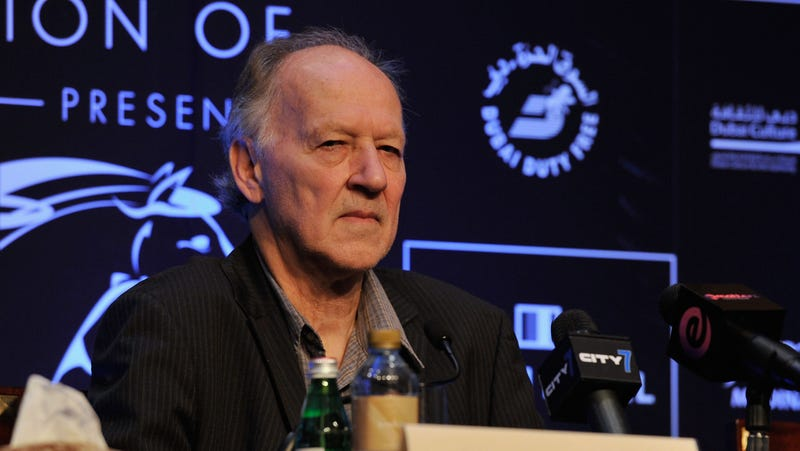Illustration for article titled It's Rumor Time: Werner Herzog might be in The Mandalorian