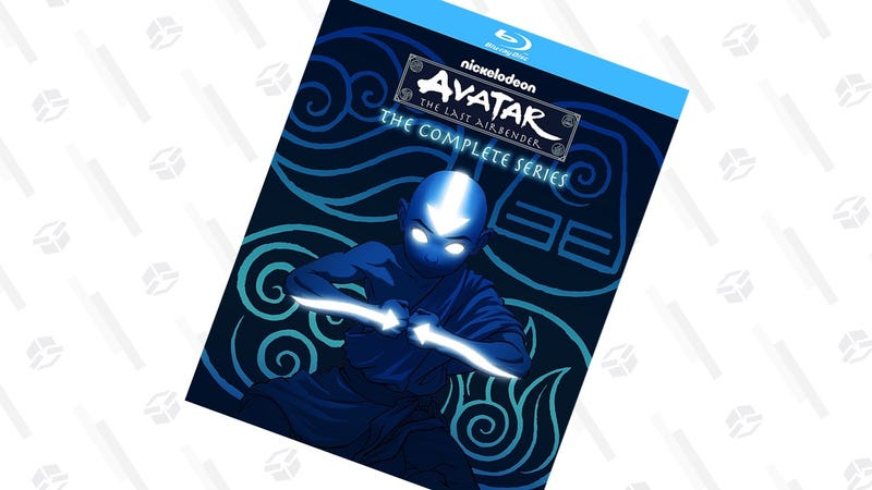 Avatar: The Last Airbender Complete Series | $30 | Amazon