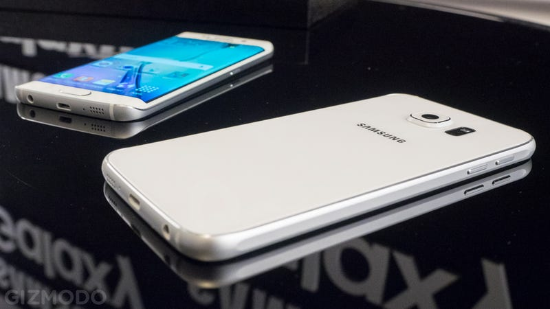 Illustration for article titled Your New Galaxy S6 Will Have a Built-In Expiration Date