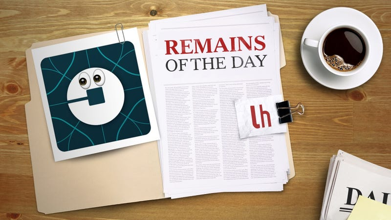 Illustration for article titled Remains of the Day: You Can Now Ask Uber to Take You to a Person Instead of a Place