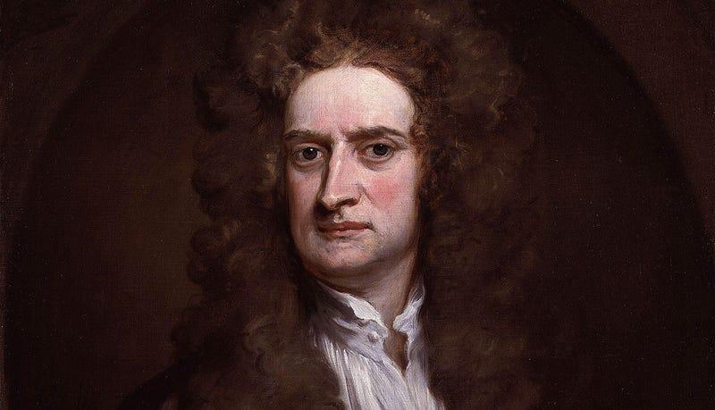 Illustration for article titled Notas inéditas de Newton revelan sus increíbles teorías sobre botánica