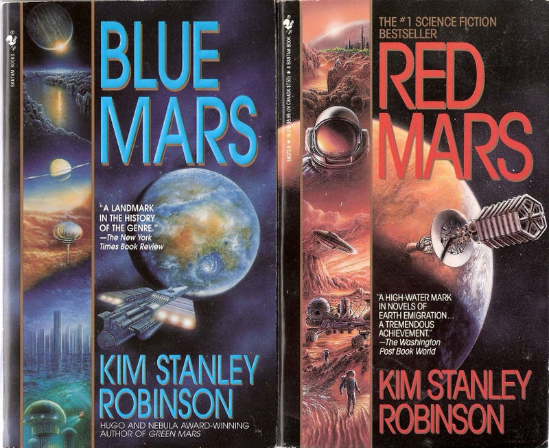 Illustration for article titled Kim Stanley Robinson Says Colonizing Mars Won't Be As Easy As He Thought