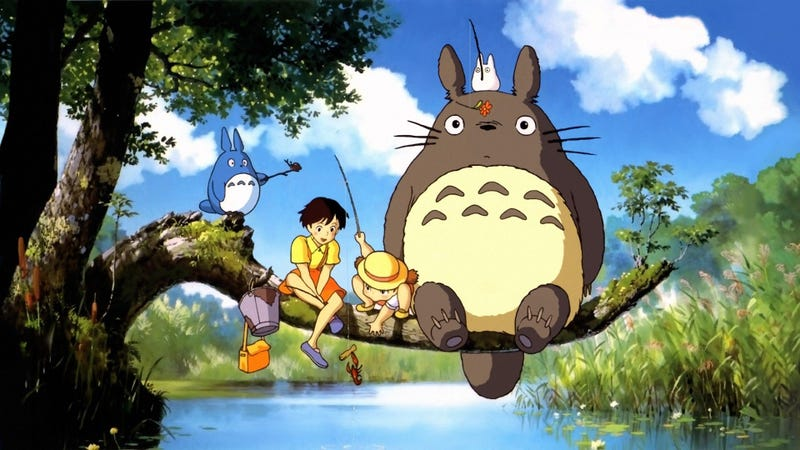Illustration for article titled My Neighbor Totoro Surprised Me All Over Again