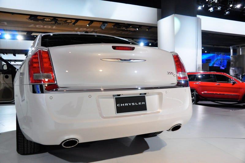 Illustration for article titled Chrysler 300C Gallery