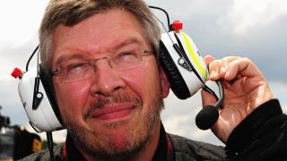 Illustration for article titled I love that PlanetF1 voted Ross Brawn star of the race.