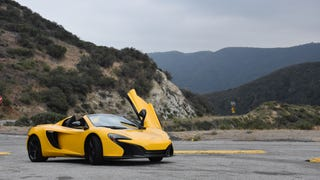 The McLaren 650S Driven Hard: A Video Review