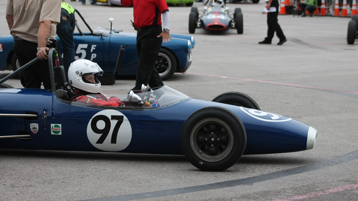 Where Do Famous Race Cars Go When They Get Replaced?
