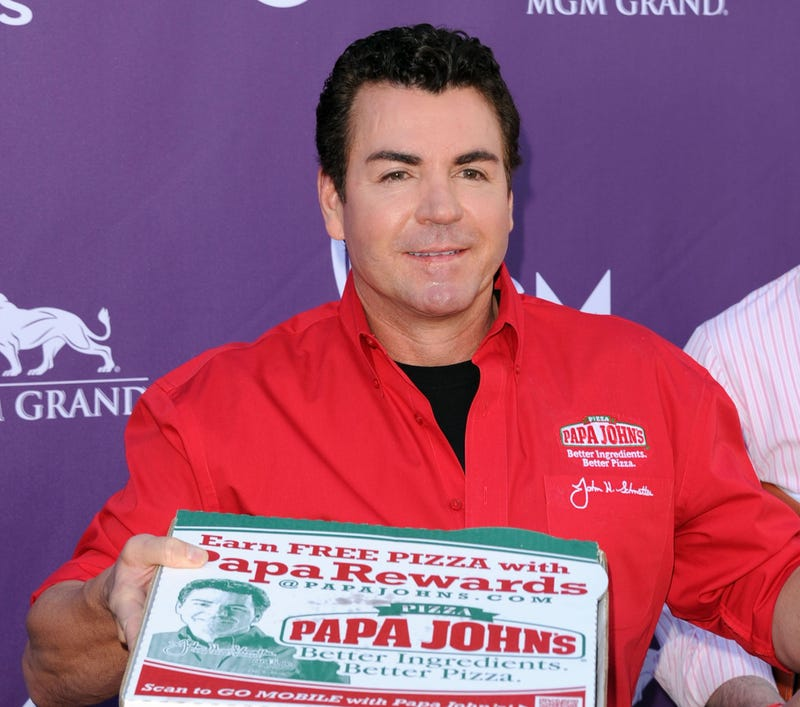 Papa John's CEO John Schnatter (Jason Merritt/Getty Images)