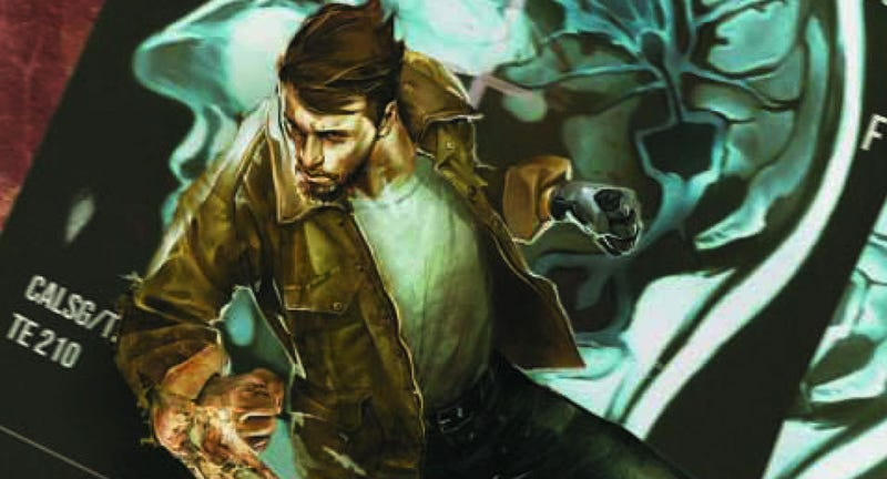 Illustration for article titled James Wan's Comic-Turned-MovieMalignant Man Gets a Director (Who Isn't James Wan)