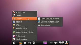 Illustration for article titled ADeskBar Combines Ubuntu's Taskbar and Menu Bar into One Feature-Filled Dock