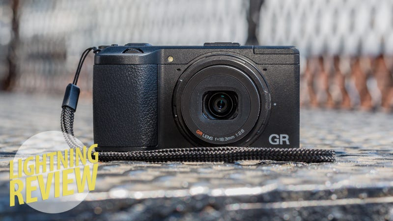 Illustration for article titled Ricoh GR Review: A Great Starter Camera For Aspiring Pros