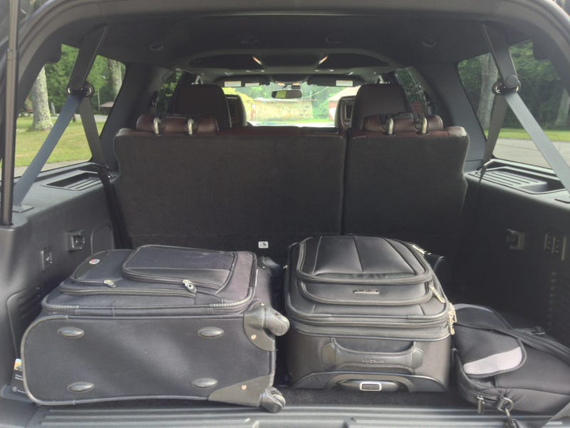 Believe It The 2015 Ford Expedition Is Better Than Chevy Suburban