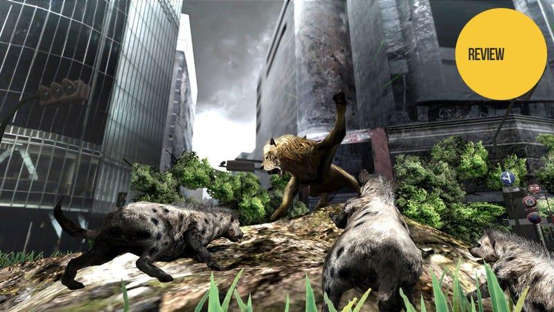 Illustration for article titled Tokyo Jungle: The Kotaku Review
