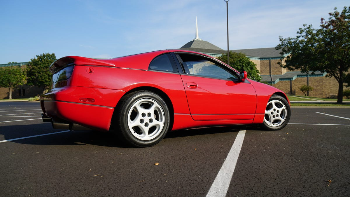 Fuel Injector Failure Is Just Another Day Of Nissan 300zx Twin Turbo Engine Diagram Twinturbonet Ownership