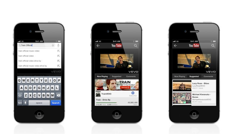 Illustration for article titled Google Fights Back: Official YouTube for iOS Is Here