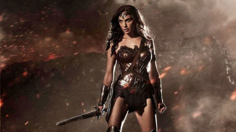 Illustration for article titled Pan writer joins Wonder Woman movie