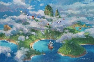 Illustration for article titled Syfy readies a 4-hour Peter Pan origins tale, Neverland