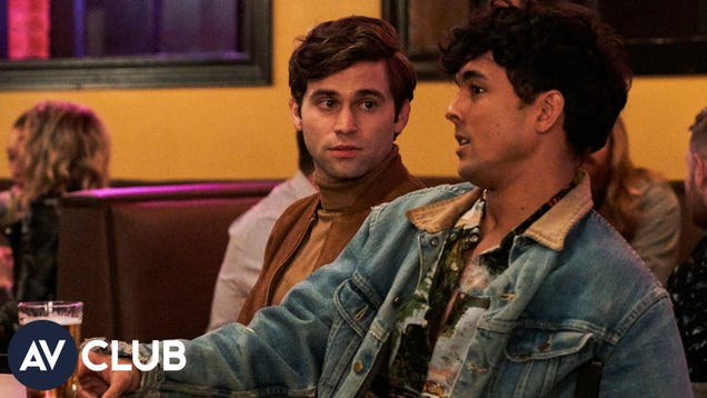 The Thing About Harry's Jake Borelli on starring in an unabashedly gay rom-com