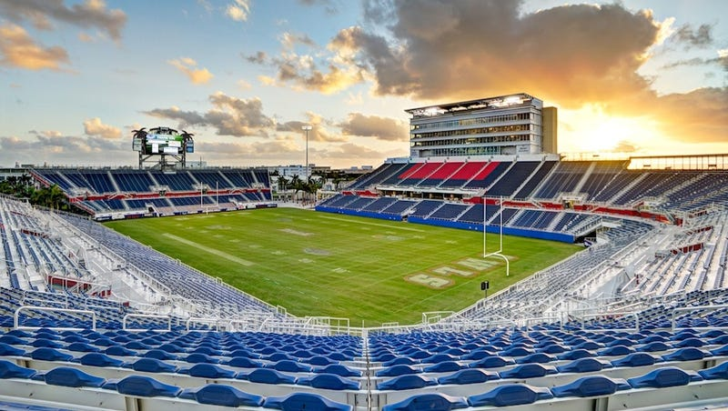 Illustration for article titled FAU Stadium's New Prison Sponsor Is Frantically Trying To Wipe Abuse Allegations From Wikipedia