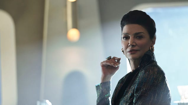 Fall into season 5 of The Expanse