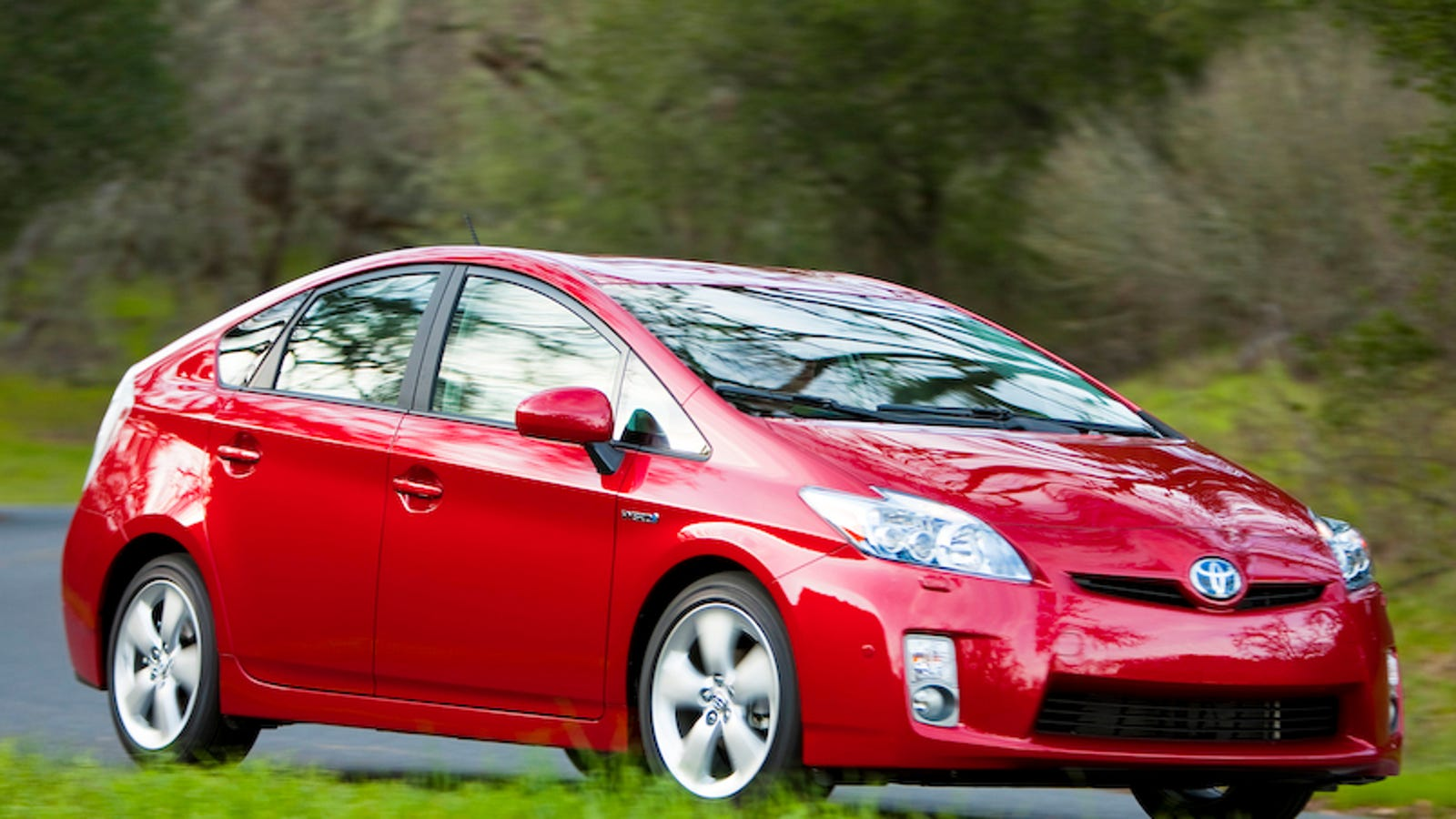 2010 Prius For Sale >> 2010 Toyota Prius: First Drive