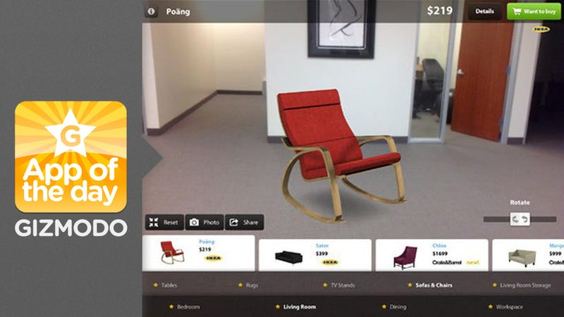 Known Once Upon A Time As IKEA Now, The Now Revamped Virtual Remodeling App  Changed Its Name After Running Into A Bit Of Legal Trouble.