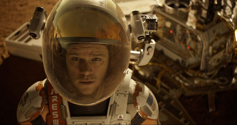 "Illustration for article titled NASA and Matt Damon Told Us Why The Martian Is ""a Love Letter to Science"""