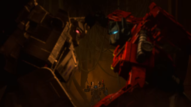Transformers Just Shook Up Its Lore in a Wild Way