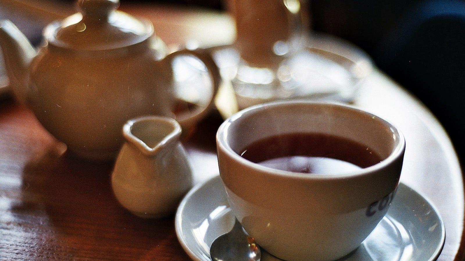 Esta es la receta de la taza de té perfecta según los estándares internacionales de calidad ISO