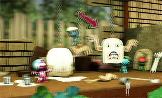 Illustration for article titled LittleBigPlanet Is Also Playable... In 3D!!!