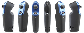 Illustration for article titled Zeemote JS1 Nunchuk Gaming Controller Bundles With Sony Ericsson W760
