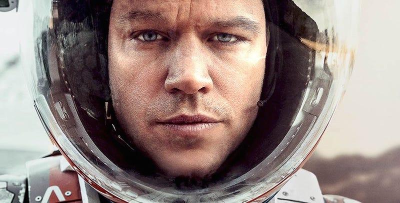 Illustration for article titled He visto Marte (The Martian) y sí, es la película sobre el espacio que debes ver en 2015
